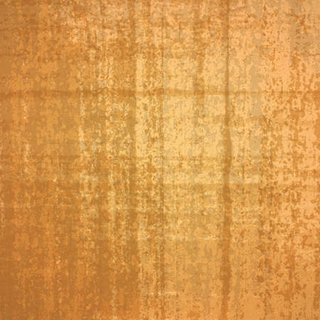 abstract orange gold background with stripes and distressed texture, warm golden orange copper color background, shiny grunge paint texture horizontal and vertical line design element  photo