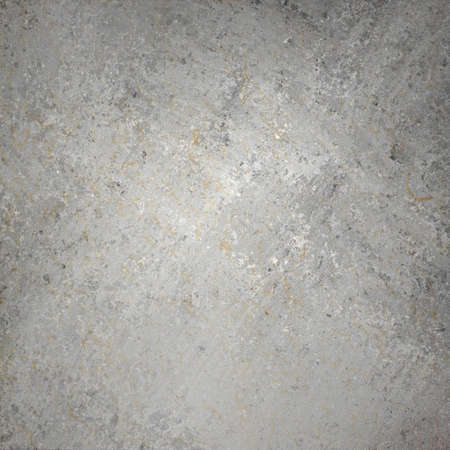 gray background paper with vintage texture design, or black and white painted cement wall  photo
