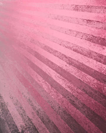 pink background retro striped layout in old faded vintage colors, abstract sunburst background pattern texture, vintage grunge background, sun ray or beam design photo