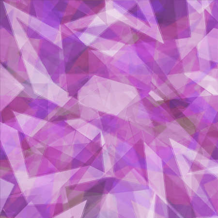 abstract geometric background design shape pattern, futuristic background, angled triangle abstract shape art, glass texture, purple pink background wall photo