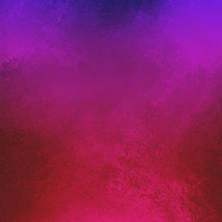 abstracte paarse achtergrond blauw roze gradiënt kleur frame, zachte vervaging vintage grunge achtergrond textuur ontwerp, elegante achtergrond geschilderde muur, paars roze achtergrond papier; web achtergrond templates Stockfoto
