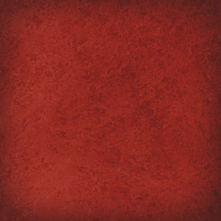 solid background: abstract red background vignette black border, vintage grunge background texture layout design, solid red background, luxury web template background, Christmas background paper, center spotlight Stock Photo