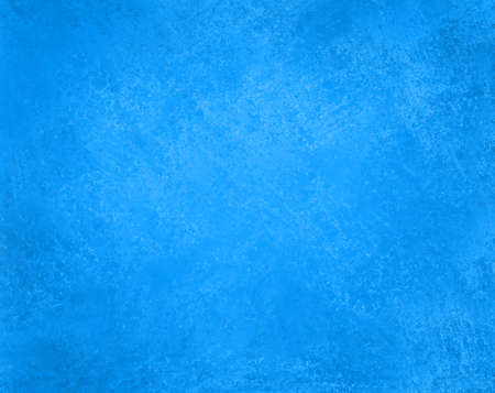 abstract sky blue background color with sponge vintage grunge background texture, distressed rough smeary paint on wall, blank blue product display backdrop