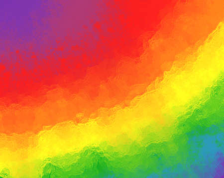 bright colorful background rainbow design in tie dye fashion