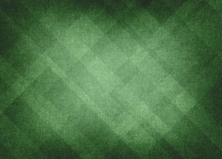 grunge border: green plaid background