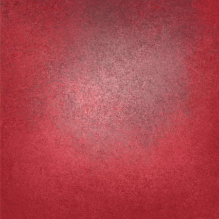 abstract red background with black stains and vintage grunge background texture photo