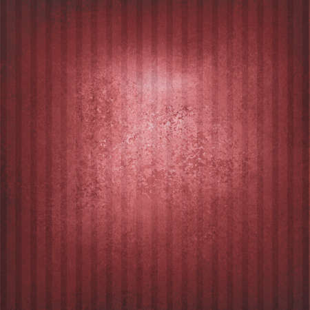 pinstripes: striped pattern background, vintage red pinstripes or vertical line design element, faint delicate texture Stock Photo