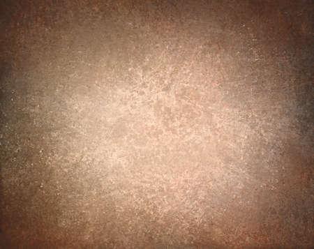 festékek: absztrakt barna háttér sárgásbarna színű, elegáns meleg háttér vintage grunge háttér textúra fehér center, barna papírzacskót stílus és a régi pergamen brosúra, barna, vektor, háttér, megégett él