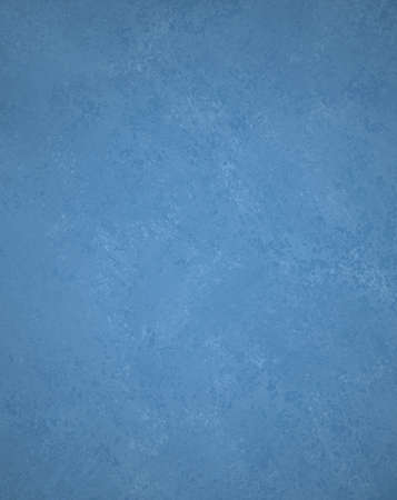 solid blue background: abstract sky blue background color with sponge vintage grunge background texture, distressed rough smeary paint on wall, blank blue product display backdrop