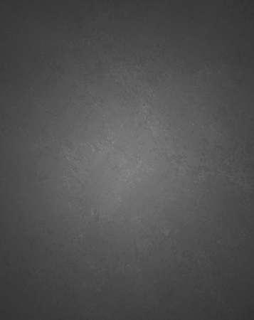 oude vintage papier. noodlijdende ruwe achtergrond. abstracte zwarte houtskool achtergrond kleur, vintage grunge achtergrond textuur, antiek retro grafische stijl, vaste grijze achtergrond, zwakke grungy textuur Stockfoto