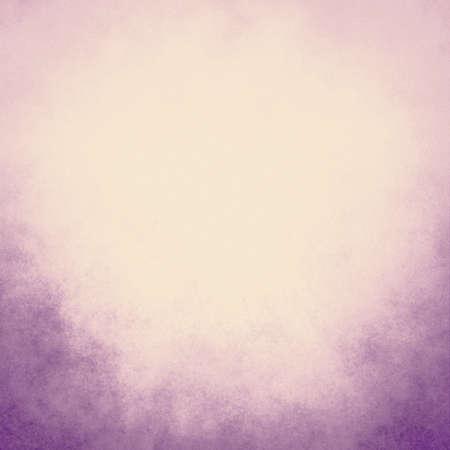 текстуру фона: абстрактные фиолетовый фон подбеленная дизайн из Instagram фильтр эффект центр с темным глухим пурпурной каймой, старинные гранж текстуры фона