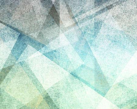 fondo geometrico: papel abstracta formas geom�tricas textura de fondo Foto de archivo