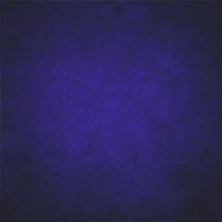 Zusammenfassung blauem Hintergrund helle Zentrum dunklen Rahmen, weicher Schwamm schwache Vintage Grunge-Hintergrund Textur-Design, Grafik-Design, blau Produktpaket Hintergrund, Web-Vorlage, blau Broschürenpapier Standard-Bild - 33447533