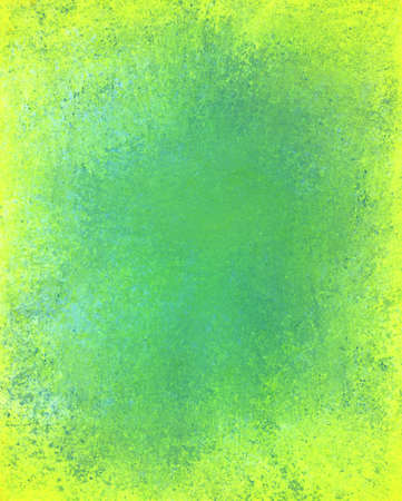 lemon lime bright colored paper. distressed rough background. abstract aged style background with vintage grunge background texture, green yellow background, colorful tropical or spring color paint