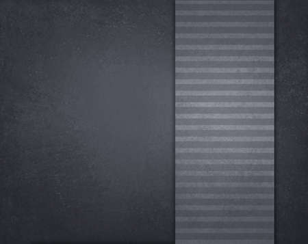 grey background texture: black background with striped gray and white pattern ribbon layout and vintage texture