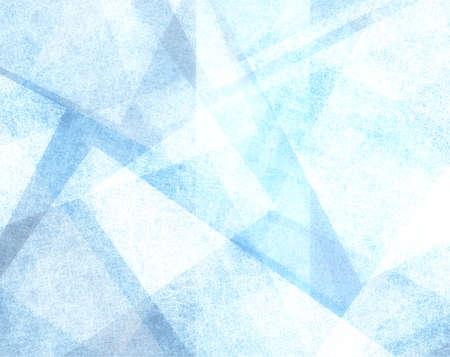 cubiertas: fondo azul abstracto con figuras de papel de pergamino blanco geom�tricas, textura de fondo, el estilo de la lona de lino, fondo para los dise�adores gr�ficos, fondo plantilla de p�gina web, el arte moderno y contempor�neo