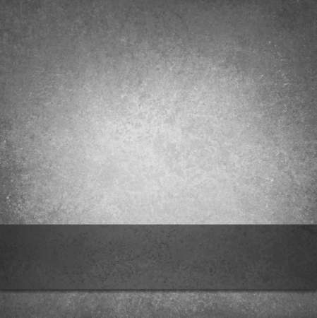 on gray: abstract gray background with elegant dark gray ribbon stripe design, background template, web graphic art design