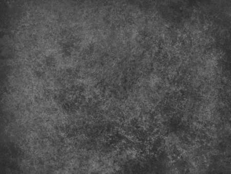 abstract black background with rough distressed aged texture, grunge charcoal gray color background