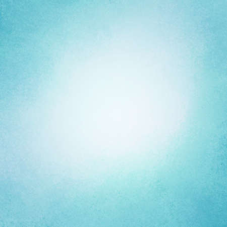 текстура: стильный голубой фон с темной каймой и белым центром, старой проблемных старинных синем фоне с выцветшей белого цвета и старинные гранж текстуры Фото со стока