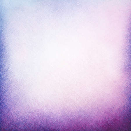 classy light purple blue background with pale white center spot and darker purple blue grunge design border texture with soft lighting photo