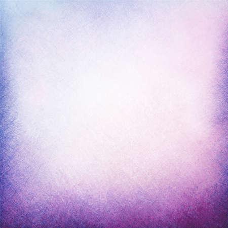 graficas de pastel: fondo azul con clase luz púrpura con pálido punto central blanco y oscuro púrpura del grunge textura azul diseño de la frontera con iluminación suave