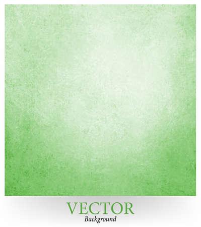 grün: grünem Hintergrund Vektor-Textur-Design. Licht grün Farbverlauf in dunklen Rand Grunge-Textur.