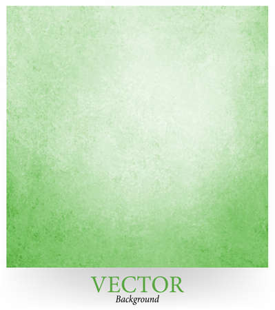 light green: green background vector texture design. light green gradient into dark border grunge texture.