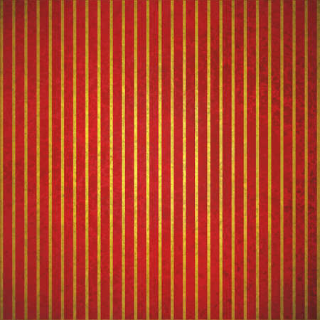 red wall: elegant red gold striped background pattern, luxurious distressed vintage grunge background texture design with vertical lines
