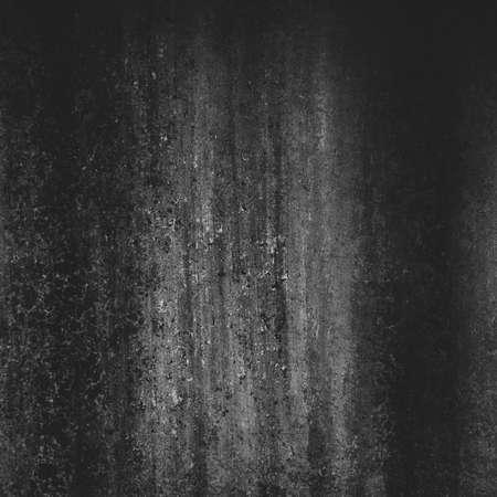 black background. grey center and vintage grunge background texture streaks. Stok Fotoğraf - 34468419