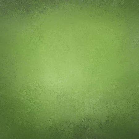 elegant green background texture paper, faint rustic grunge border paint design Archivio Fotografico