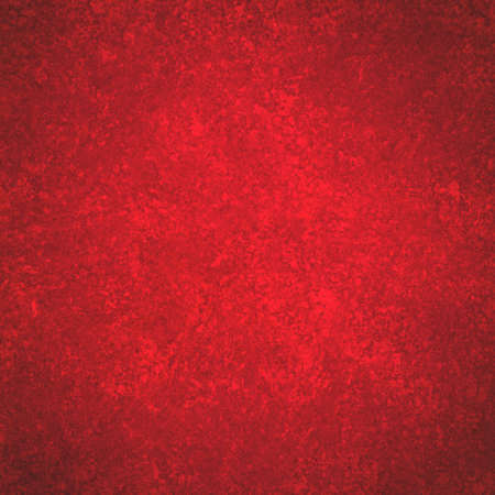 solid red background, Christmas or valentine layout with faint messy grunge texture design
