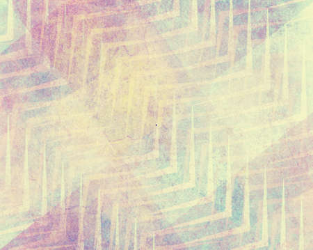 faint: abstract faded pattern background design with texture and faint zigzag stripes