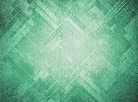 abstract green background faded geometric pattern of angles and lines, diagonal design elements, textured background