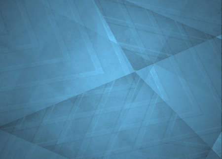 abstract blue background, triangles and angled shapes layered line design element, faded texture design, fun geometric background Imagens