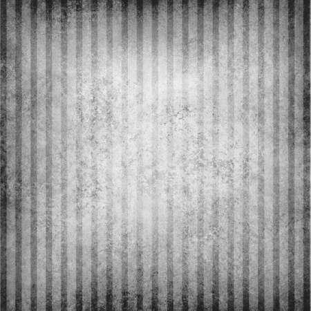 schwarz-weiß gestreiften Muster, Vintage grauen Nadelstreifen oder vertikale Linie Gestaltungselement, schwache zarte Textur Standard-Bild