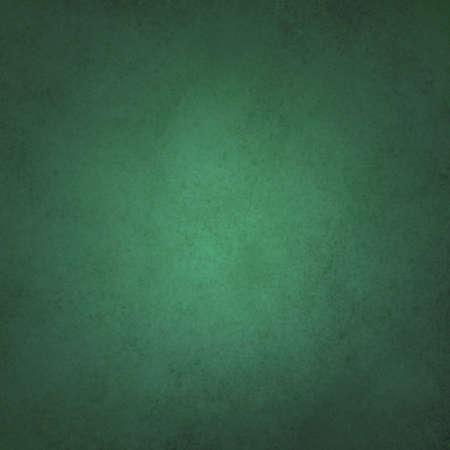 scuffed: elegant green background texture paper, faint rustic grunge border paint design Stock Photo