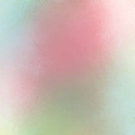 pale colour: abstract pink and green background blur