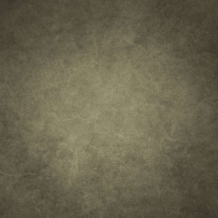 cracked wall: vintage brown paper background texture Stock Photo