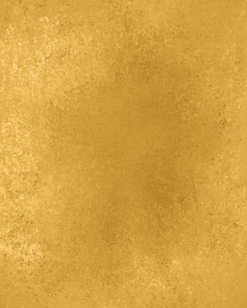 background: fondo de oro amarillo textura diseño, la pintura de la pared de oro viejo Foto de archivo
