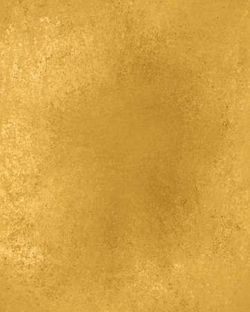textuur: gele gouden achtergrond textuur ontwerp, oud goud muurverf Stockfoto