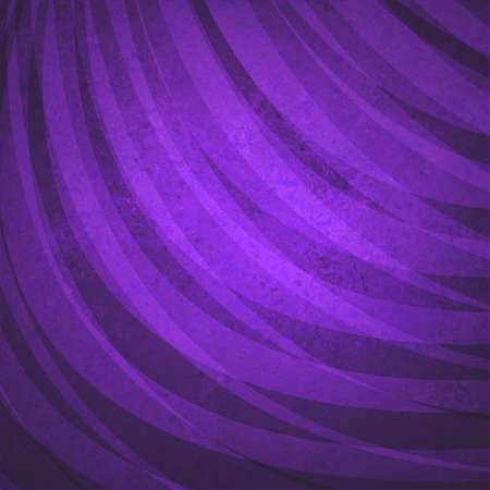 royal background: purple curved stripe pattern with texture
