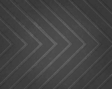 gray texture: abstract black background gray chevron stripe pattern design, grey angled lines with vintage texture and black vignette border Stock Photo