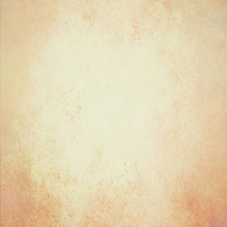 hues: faded vintage white background in brown and orange color hues, old paper