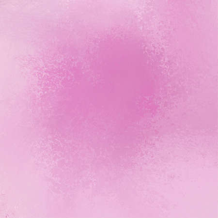 sponged: faded pink background, vintage color and sponged distressed texture in soft blended brush strokes with dark center and light border