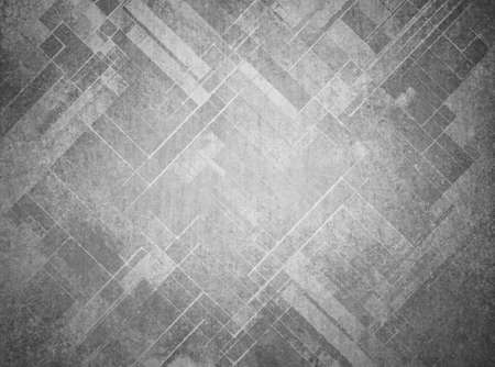 angles: abstract black background faded gray geometric pattern of angles and lines, diagonal design elements, textured background Stock Photo