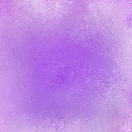 faded: messy purple background, white faded grunge border