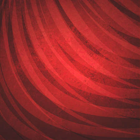 stripe pattern: red curved stripe pattern with texture