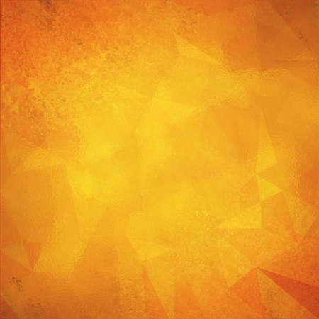 faint: grunge gold and orange background with faint detail low poly and triangle geometric texture design, elegant abstract graphic art layout