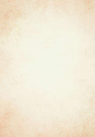 質地: 舊牛皮紙的背景與復古紋理佈局,白色或奶油背景顏色