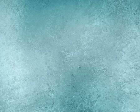 sponged: abstract blue background, distressed old vintage style background design, elegant cool blue grunge color with white sponged texture